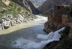 جوشش برخی چشمههای قدیمی استان بعد از زلزله کرمانشاه
