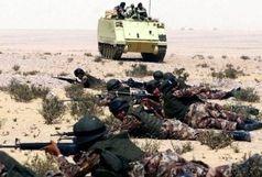 حمله تروریستی در شمال مصر
