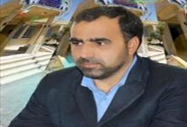 فرماندار خرم بید با معاون وزیر صنایع و معادن دیدار کرد