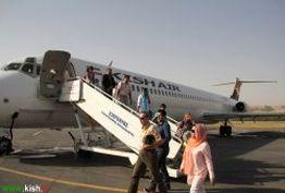پس از سنندج، بزودی مسیر پروازی شاهرود - کیش راه اندازی می شود