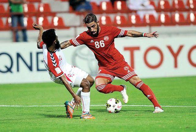دژاگه بهترین بازیکن لیگ قطر