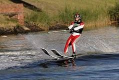 دومین دوره مسابقات اسکی روی آب