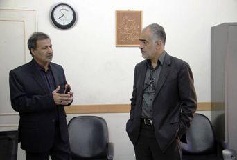 بازدید مدیر کل ورزش و جوانان استان از اداره ورزش شهریار