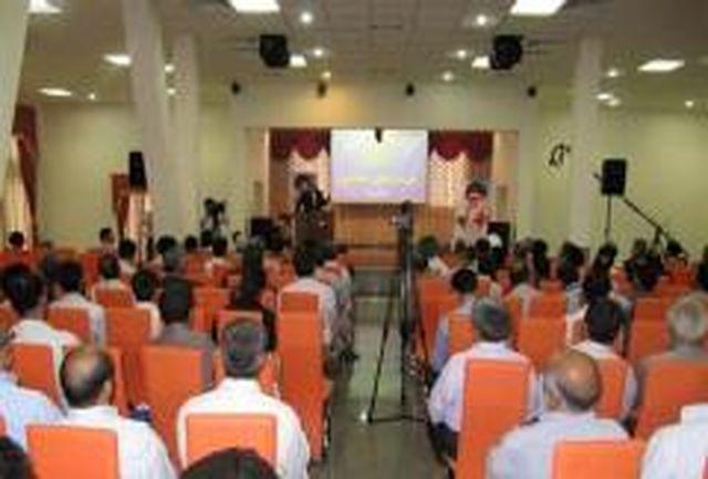 همایش«رمضان، انفاق و هیاتهای مذهبی» در یزد برگزار شد