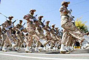 مراسم رژه نیروهای مسلح - خراسان شمالی