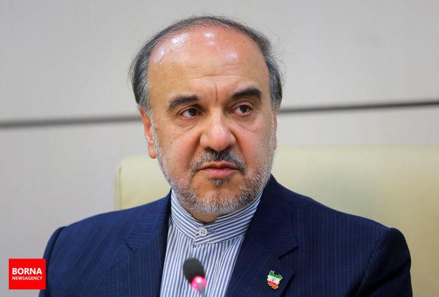 سلطانیفر: جوانان ایران موجب شادی و افتخار مردمند/ ورزشکاران به دور از تنشهای سیاسی، پیام آور صلح و دوستی هستند