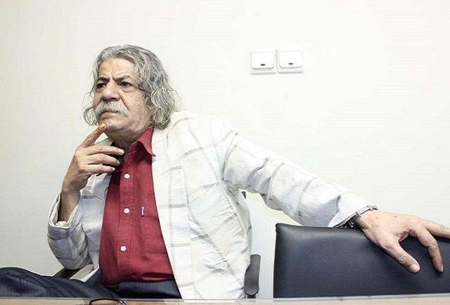 تصادف شدید بازیگر سینما در جاده کرج با گاردریل