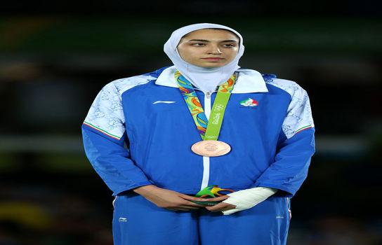 مدال برنز ((کیمیا علیزاده)) در مسابقات تکواندو - المپیک ریو ۲۰۱۶