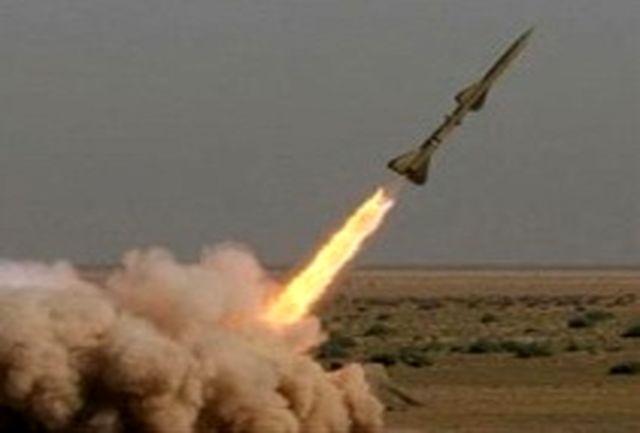 انبوه موشکهای پدافند به نیروهای مسلح تحویل شد