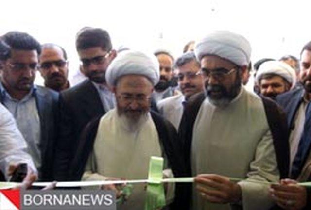 مسجد حضرت فاطمه زهرا(س) پردیسان قم افتتاح شد