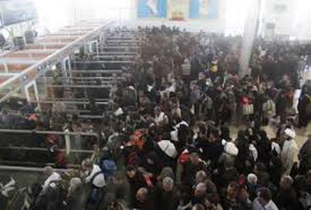 ورود و خروج زائران فقط با گذرنامه و روادید عراق امکان پذیر است