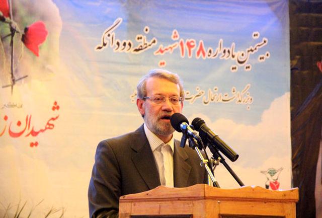 تحریم ها علیه ایران ظالمانه است