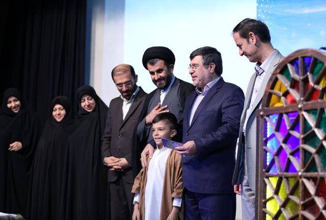 تجلیل از کتابداران و کتاب خوانان برتر استان قزوین