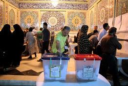 مشارکت بی سابقه مردم استان یزد در انتخابات با رکورد 93.4 درصد