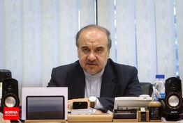 سلطانیفر: مکانها و سالنهای ورزشی ایلام و کرمانشاه در اختیار ستاد مدیریت بحران قرار بگیرد