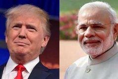 برگزاری مانور مشترک هند، ژاپن و آمربکا