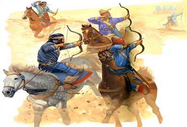 چرا اسکلت دست چپ سربازان باستانی بلندتر است؟ / ببینید