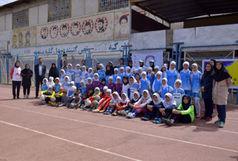 فستیوال استعدادیابی فوتبال بانوان در ایلام برگزار شد