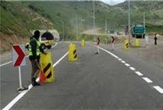 استفاده ازمسیرهای جایگزین برای تردد و انسداد شبانه جاده کرج-چالوس