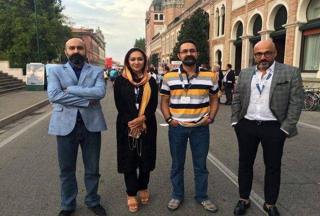 چهار نوبت اکران «چهارشنبه 19 اردیبهشت» در ونیز
