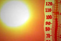 کشور در گرما می سوزد/ گیلان 44 درجه بالای صفر