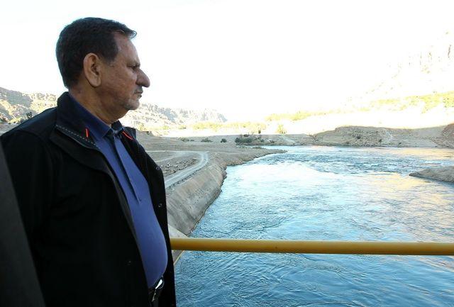 طرح آبرسانی به 141 روستا در سه استان به صورت همزمان افتتاح شد
