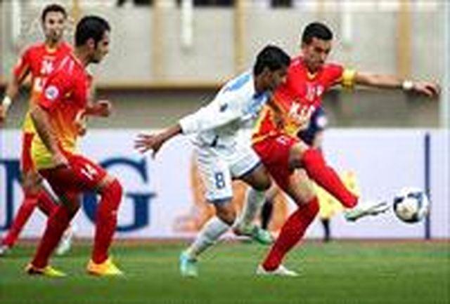 پیروزی آسیایی فولاد خوزستان برابر الفتح عربستان
