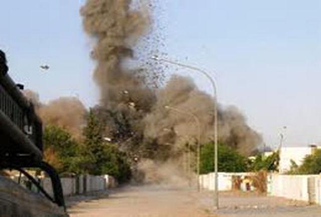 تروریستهای عراق قربانی گرفتند