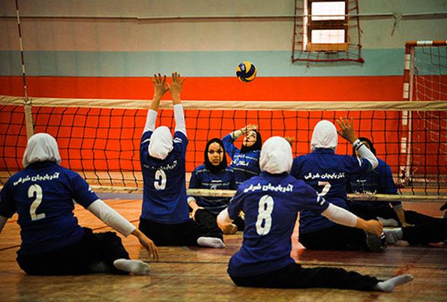 بانوان ایران به مصاف اوکراین خواهند رفت