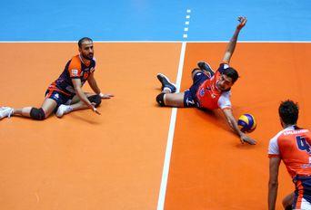 هفته هشتم لیگ برتر والیبال\ سایپا تهران – سارویه ساری