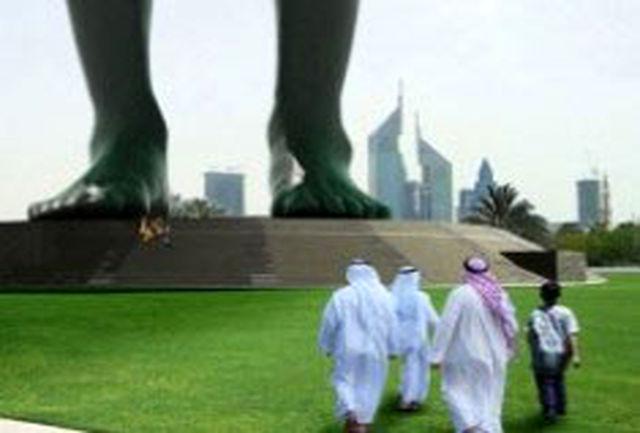 بزرگ ترین مجسمه جهان در دبی ساخته می شود