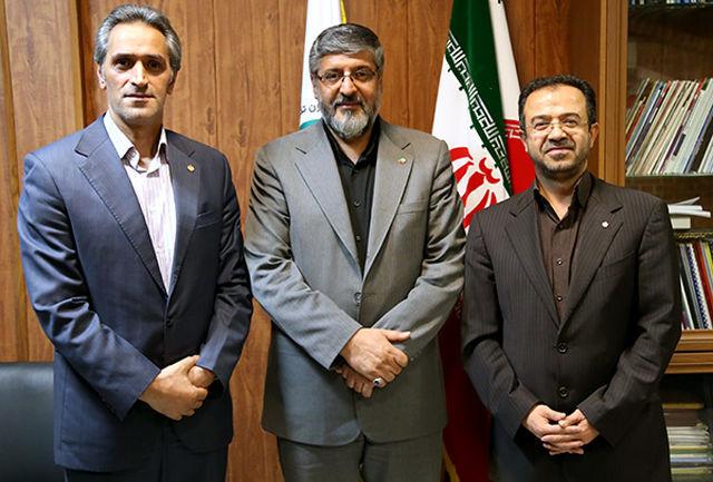 حافظ مهدوی  رییس کمیته داوران تکواندو شد