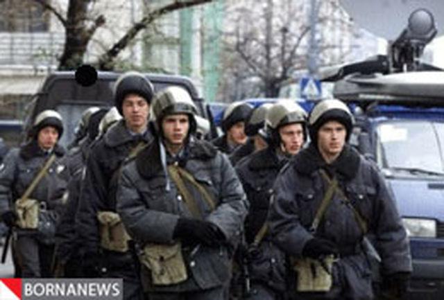 درگیری نیروهای امنیتی روسیه و شبه نظامیان داغستان