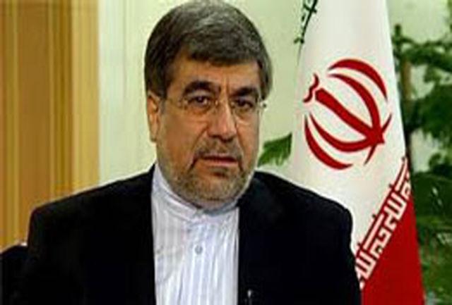 وزیر فرهنگ و ارشاد اسلامی وارد ایلام شد