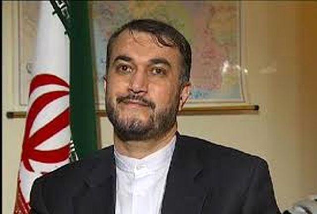 ایران خواستار گسترش روابط با مصر است