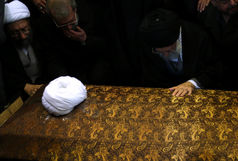 مراسم بزرگداشت آیت الله هاشمی رفسنجانی از سوی رهبر معظم انقلاب
