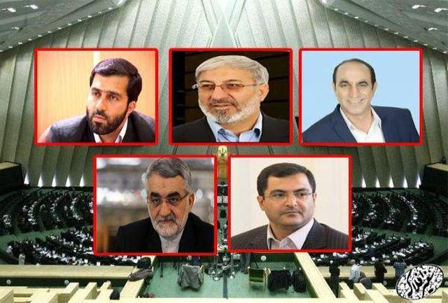 منتخبان مجلس دهم در لرستان مشخص شدند