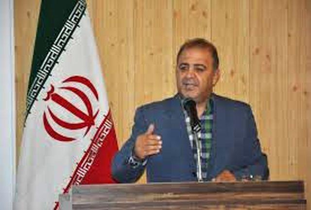 مدیرکل ورزش و جوانان استان روز خبرنگار را تبریک گفت