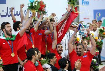فینال مسابقات واترپلو توسعه جهانی