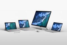 آخرین قیمت محصولات خانواده مایکروسافت سرفیس (آذر 96)