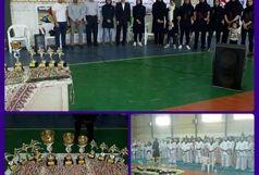 قهرمانی لرستان در مسابقات کیوکوشین ماتسویی بانوان کشور