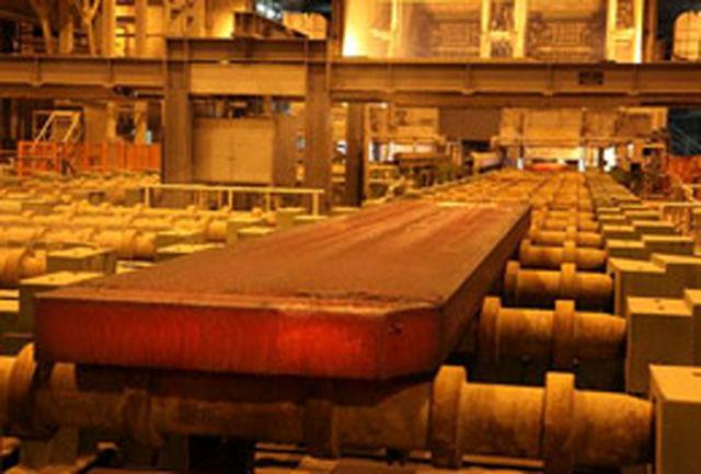 تولید صنعتی فولاد در مجتمع هرمزگان آغاز میشود
