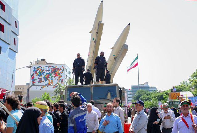 میلیون ها موشک ایرانی آماده شلیک