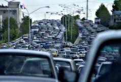 تهران 6 برابر ظرفیت خیابان هایش خودرو دارد