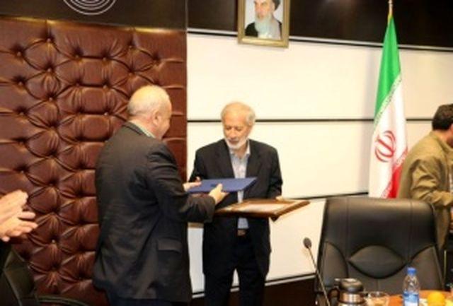 معرفی معاون نوآوری، تجاریسازی و انتقال دانش در سازمان پژوهش های علمی و صنعتی ایران