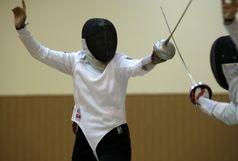 بازیهای آسیایی جاکارتا میدان بزرگی است/ بانوان شمشیرباز توانایی حضور در میادین بینالمللی را دارند