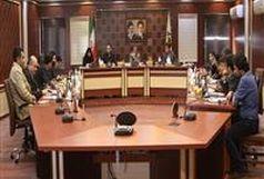 نشست مشترک شورای شهر بندرعباس با شرکت آب وفاضلاب هرمزگان