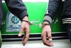 سارقان موتورسیکلت در دهلران دستگیر شدند