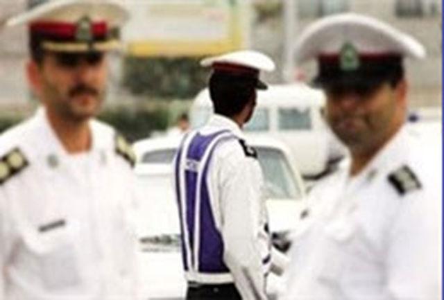 استقرار پلیس راه در پایانههای مسافربری آذربایجان غربی