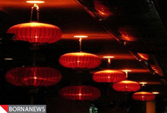 جشن سنتی فانوس در چین برگزار شد+فیلم